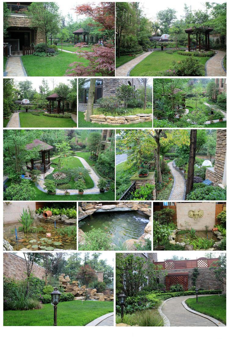 庭院设计之----案例|景观设计|空间|198948 - 原创