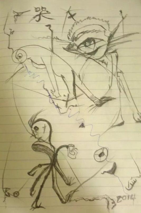 随手笔记-手绘