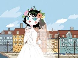 猫小姐与十二新娘