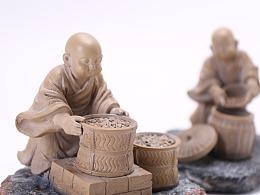 一角禅小沙弥制茶之《烘焙储藏》