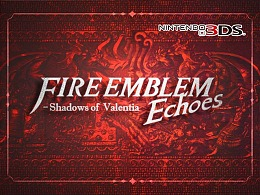 《Fire Emblem-Echo》另一个英雄王