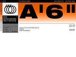ALINE A'6'' VOICE MESSAGE   六周年纪念品