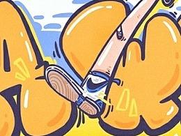 A Whip|插画