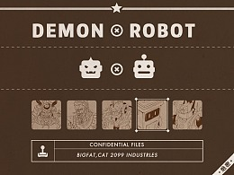 DEMON X ROBOT 妖魔和机器人