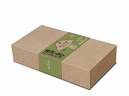 菌类包装   卡盒包装