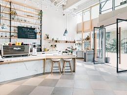 季意设计 | 商业 | 一家和蚂蚁c空间共生的咖啡店