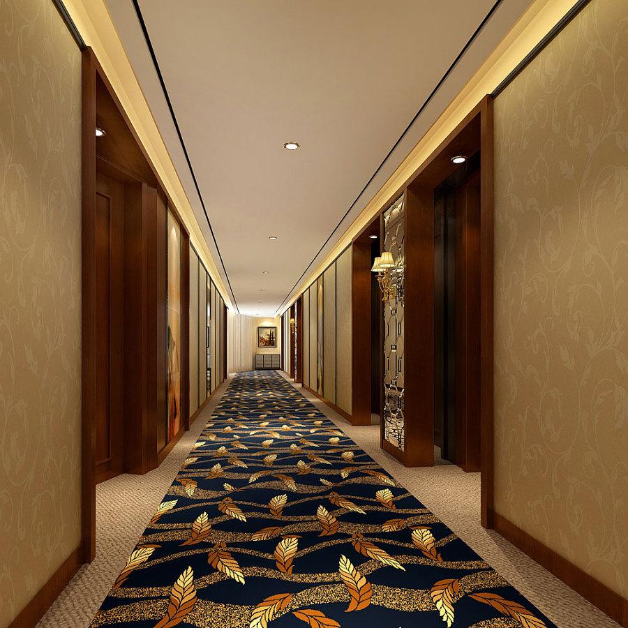 银川酒店装修设计|室内设计|空间/建筑|专业酒店装修