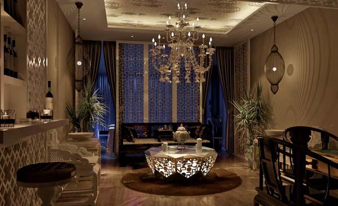 《丽妍欧式美容院装修设计案例》-玉树专业美容院