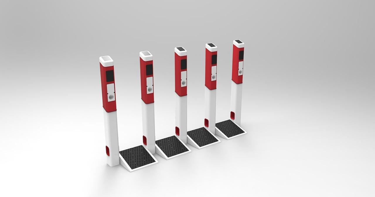 毕业设计 公共电动车充电桩设计