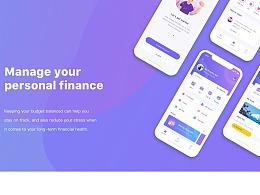 个人财务APP界面