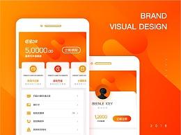 金融app品牌视觉设计