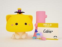 Cabie盲盒设计