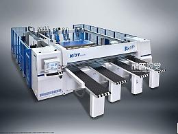 丽普视觉摄影-大型机器机械设备数控机床摄影作品欣赏