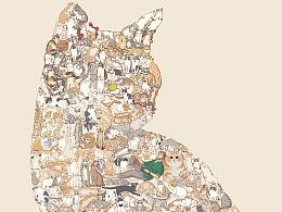 画猫的第二季完成~!撒花庆祝