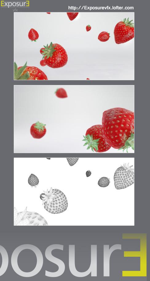 查看《CG草莓》原图,原图尺寸:488x915