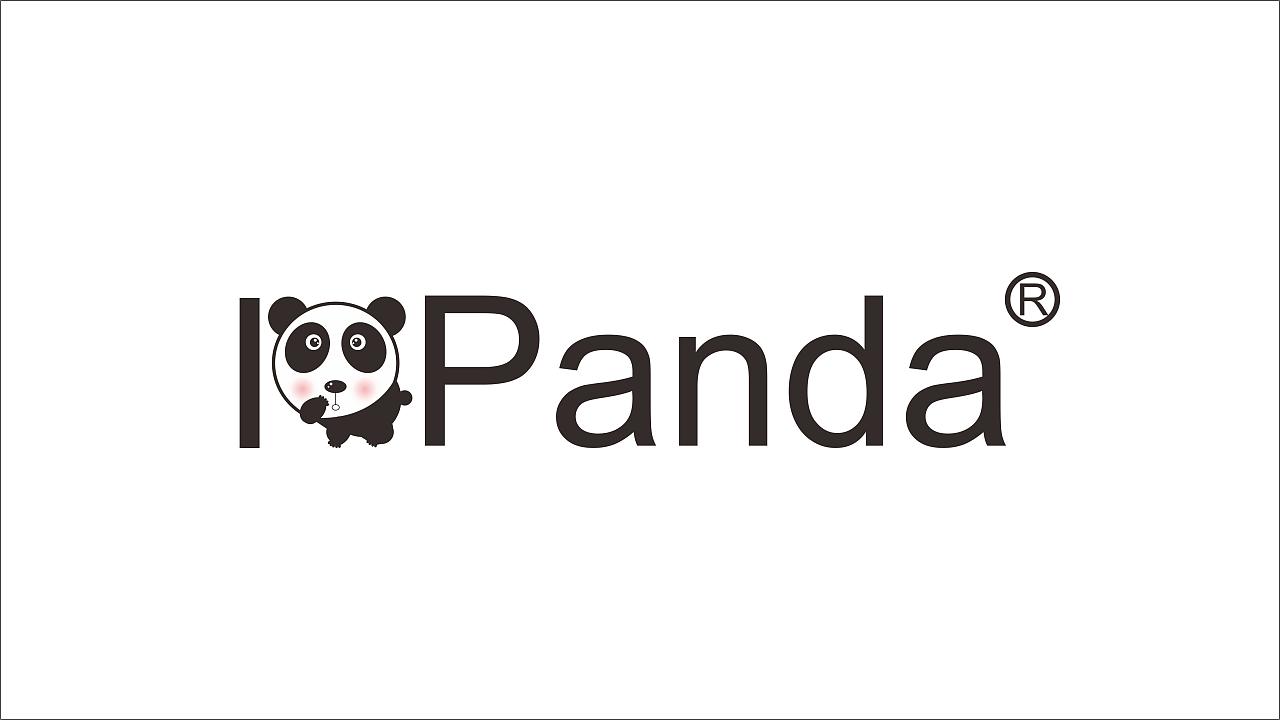 熊猫logo设计图片