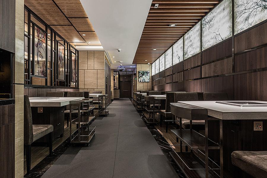 火锅店 · 餐饮空间设计·海底捞火锅南通店
