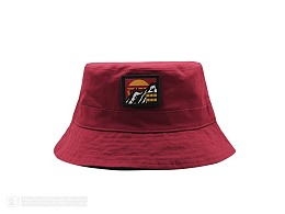 #落日 渔夫帽
