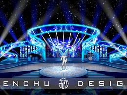 舞台设计分享与浅析(一)
