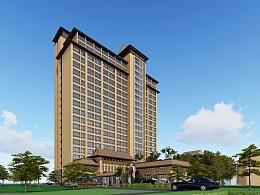 长隆香江酒店