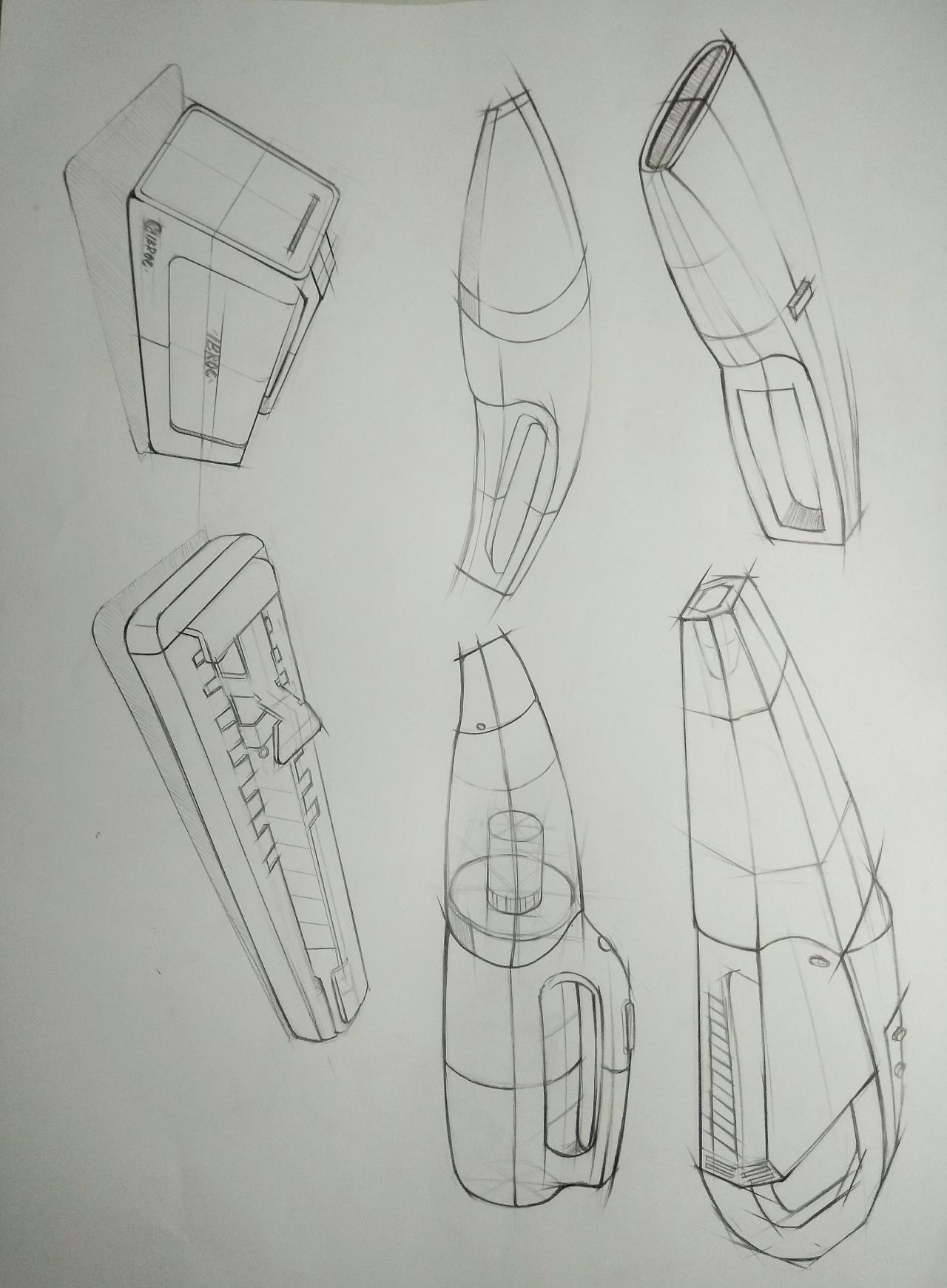 手绘产品|工业/产品|其他工业/产品|蓝睿视觉 - 原创