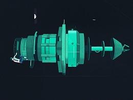 C4D三维渲染二维,插画类MG动画制作,超实用