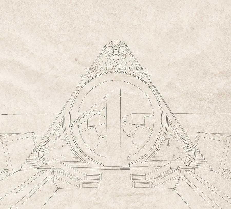 theone形象手绘图|海报|平面|明声