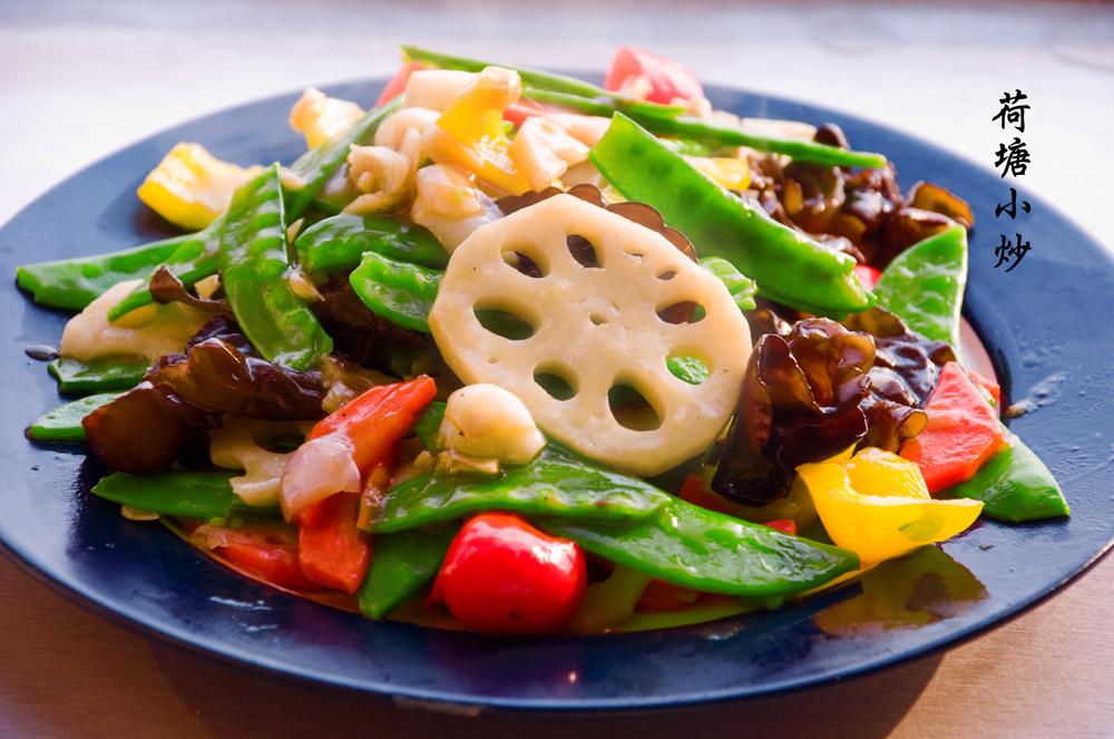 享受做菜的过程图片