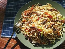 黑椒牛肉意大利面 | 美食短片 味蕾时光