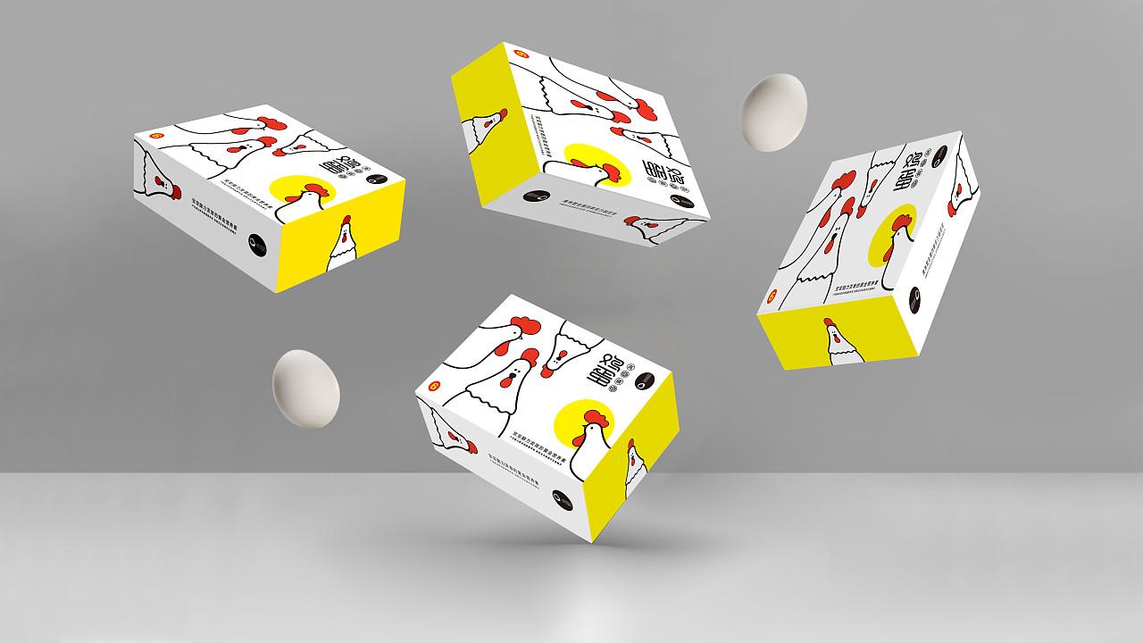嗨蛋——海鸡蛋包装设计