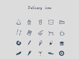 美食icon