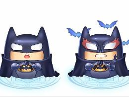 蝙蝠侠同人设计