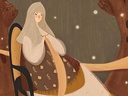 百年孤独--阿玛兰妲