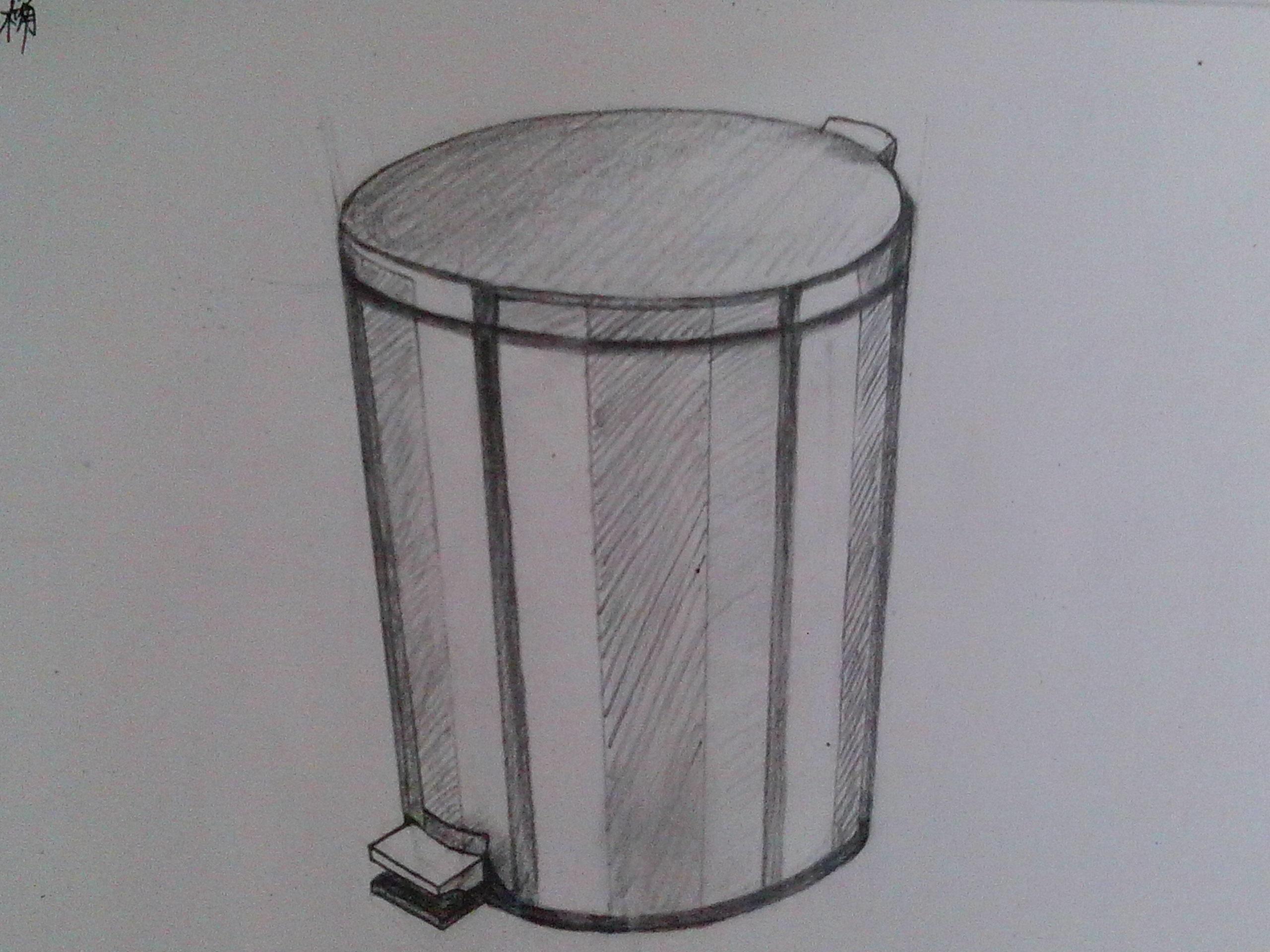 素描和彩色铅笔画|插画|插画习作|逗逗烟花 - 原创
