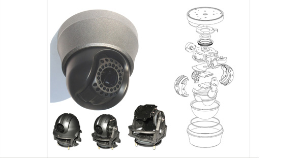 查看《仪器仪表类开发设计  监控球设计开发 燃气表开发》原图,原图尺寸:596x311