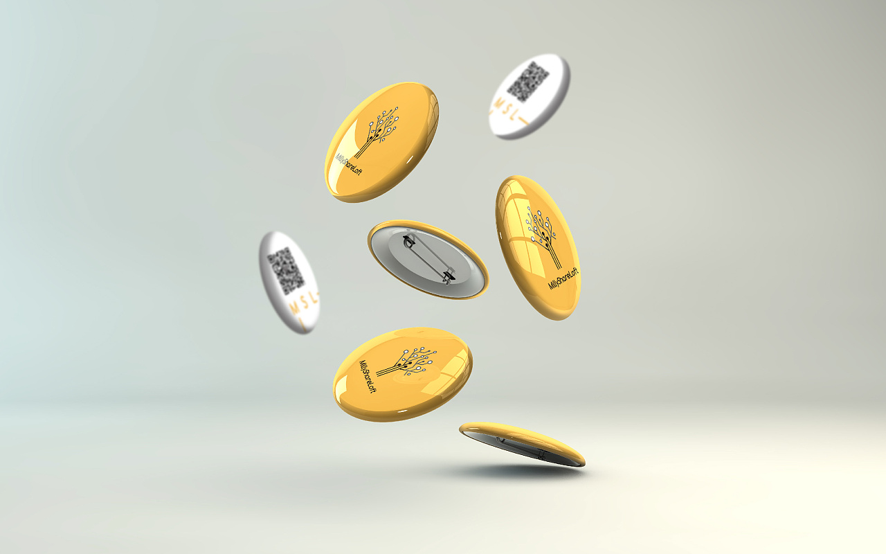 米粒分享社 教育_品牌设计
