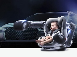 3wtouch全案策划-babyfirst/汽车安全座椅-铠甲plus