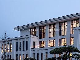 山东济南瑞光建筑空间摄影——郦谷天宫度假酒店