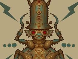 沙式幻想-立体版4枚