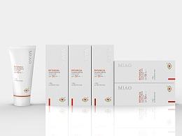 化妆品包装盒设计-悟杰品牌视觉设计