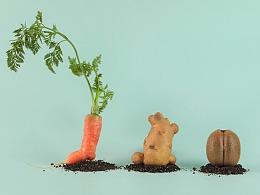 剩食运动:你丢弃的丑食,是我们最美味的料理!