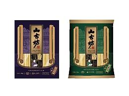 """2014 山古坊 """"豆筋""""产品包装"""