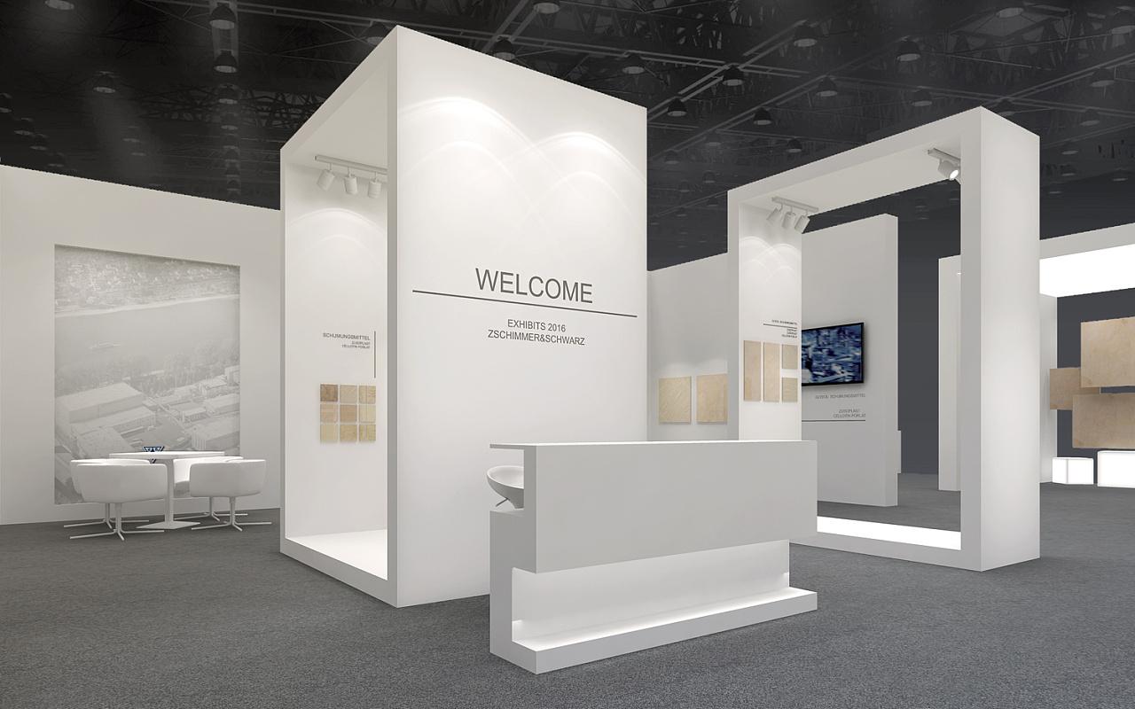 chinaplas展位设计|空间|展示设计 |diamond4 - 原创