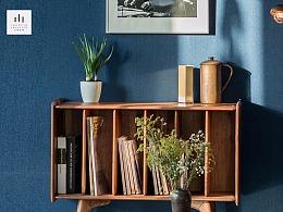 山隐造物|卜落系列家具 注重光影与空间在家具中的表达