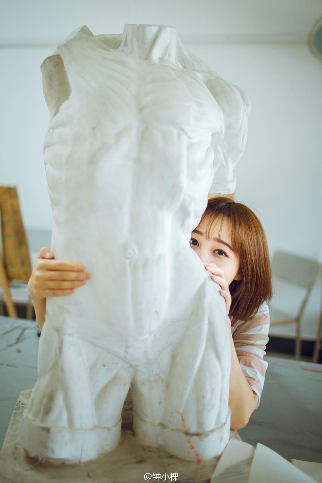 【画室】 武汉视频写真 @钟小棵