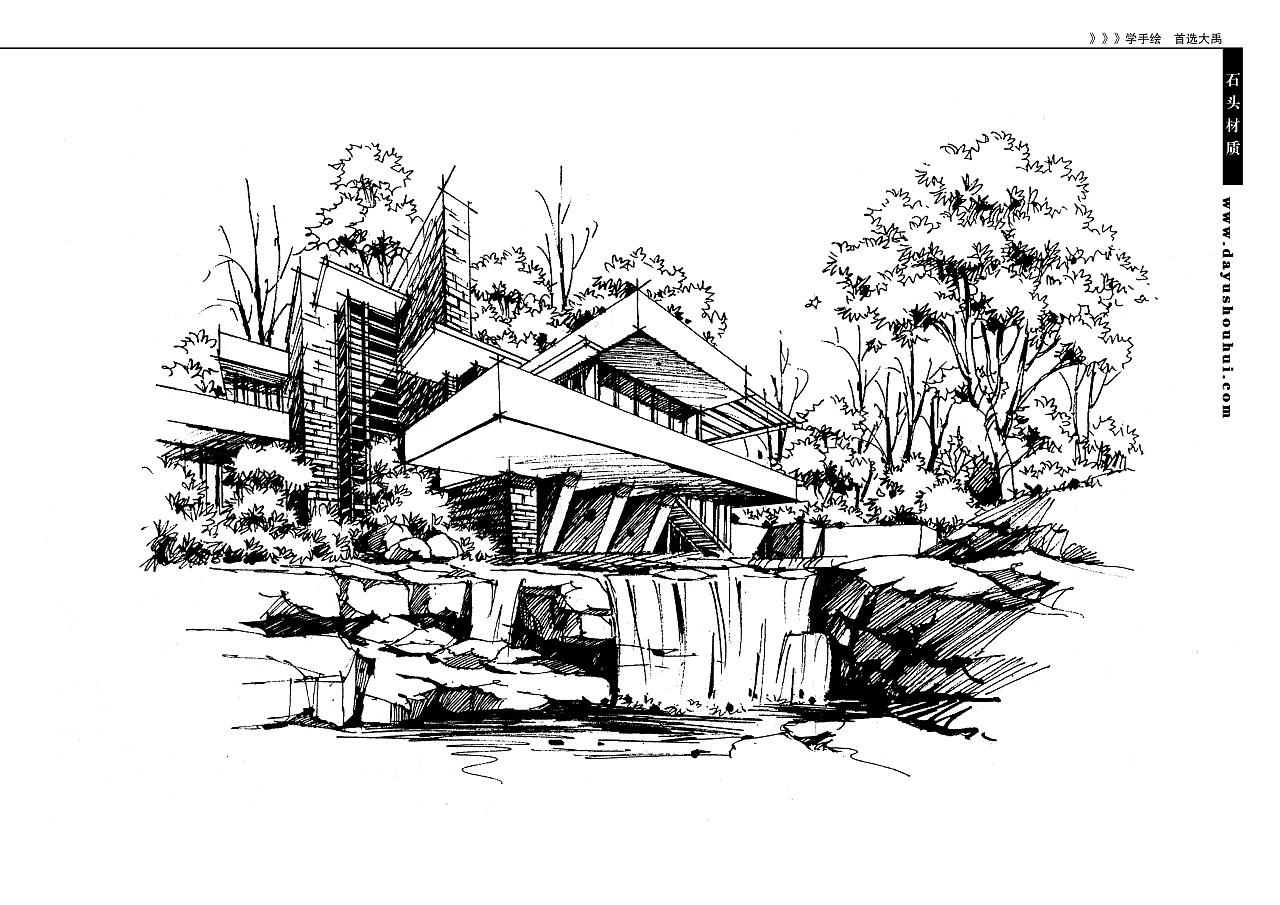 2017/3/13:《每周一画:建筑手绘强化班》 | 建筑学院