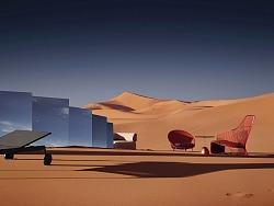 再造│家具-沙漠