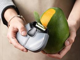 电商产品拍摄 削皮神器多功能削皮刀厨房苹果刮皮刀