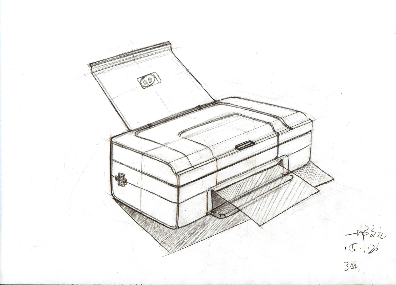 工业设计手绘表达