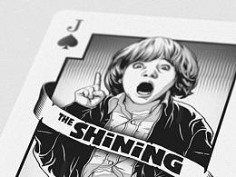 闪灵扑克牌